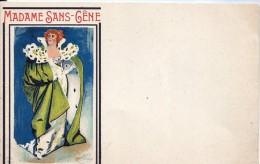 ILLUSTRATEUR  : PARTRIDGE  -  MADAME SANS GENE -  Collection CINOS - PRECURSEUR - Altre Illustrazioni