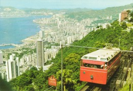 The HK Peak Tramway - China (Hongkong)