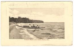 Crescent  Beach ,  Lake  Osakis,  Osakis,  Minn. - Etats-Unis