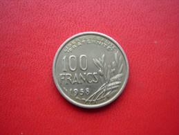 100 FRANCS COCHET 1958 B - France