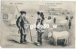 A Travers Le Morvan - A La Foire - N° 129 - France