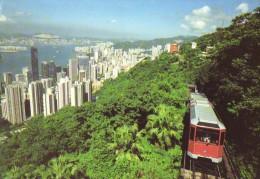 The Hong Kong Peak Tramway - China (Hongkong)