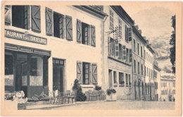64. EAUX-BONNES. Rue De La Cascade. 12 - Autres Communes