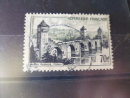 TIMBRE OBLITERE YVERT N°1119 - Francia
