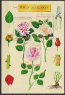 BF Roses 1999 - Blocs & Feuillets