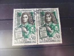 TIMBRE OBLITERE YVERT N°1307 - France