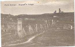 VENETO-VERONA- VALEGGIO SUL MINCIO PONTE SCALIGERI BORGHETTO DI  VALEGGIO - Altre Città