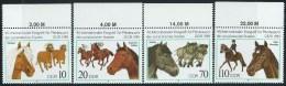 DDR 1989 Nuovo** - Mi.3261/4  Yv.2868/71 - [6] Repubblica Democratica