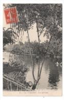 CP , 94 , LA VARENNE  ,  Un Joli Coin , écrite Et Voyagé En 1914 - Autres Communes