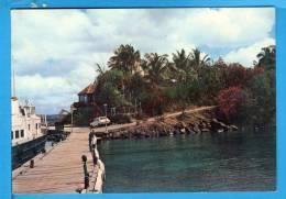 CP, Martinique, L'hôtel Bakoua - Arrivée Par La Mer, Vierge - Martinique
