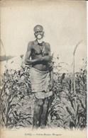 TCHAD ( AFRIQUE ) - Femme Banana - Mosgoum