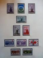 Pays-Bas Timbres Neufs ** / * Et Oblitérés - Collections