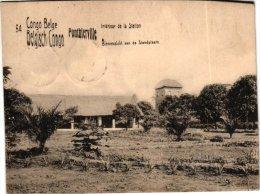 CONGO BELGE      10 CP    Banque Du Congo  Baluba  Mayumbe  Matadi Rue De La Station  Ponthierville - Belgisch-Kongo - Sonstige