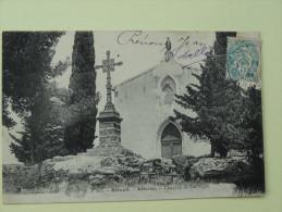 Adissan Chapelle De Larroque  1904 - France