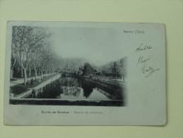 Soreze Bassin De Natation 1902 - France