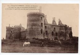 Presqu'il De Rhuys / Sarzeau / Château De Suscinio / Ed Laurent Nel N°357 / 1932 - Sarzeau