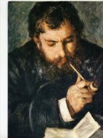"ART616 - AUGUSTE RENOIR : ""Claude Monet"" - Pintura & Cuadros"