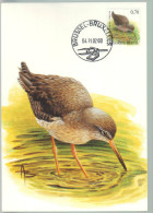 BUZIN / CARTE MAX / COB 3137 - 1985-.. Oiseaux (Buzin)