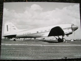DOUGLAS DC 3 DAKOTA    LAI   I-LIDA  ITALIAN COMPANY ITALIA ITALIE - 1946-....: Modern Era