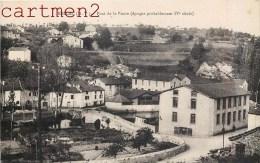 BELLAC PONT DE PIERRE 87 - Bellac