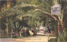 CASABLANCA  Le Jardin Public - TB - Casablanca