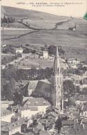 22820 AURILLAC - Panorama De L'Eglise Saint-Géraud. Vue Prise Du Château Saint-Etienne -1329 Ed? - Aurillac