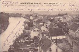 22824 AUDINCOURT Partie Nord De La Ville - Ed Lib Moderne - France