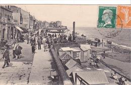 22825  Saint Aubin Sur Mer - La Digue N° 21 LL - - Saint Aubin
