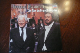 33 Tours  LUCIANO PAVAROTI - Oper & Operette