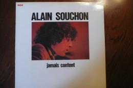 33 Tours ALAIN SOUCHON - Vinyl Records