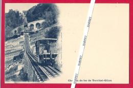 Chemin De Fer De TERRITET-GLION - VD Vaud