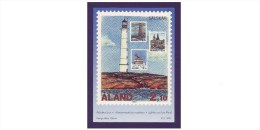 B888. Aland / Åland / 1992 / Lighthouses / Tuletorn / Leuchttürme / Phares / Faros / Fyr / Faróis - Leuchttürme