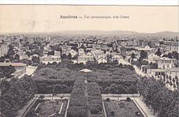 22838 ASNIERES - Vue Panoramique Côté Ouest  Ed Palmieri - - Asnieres Sur Seine