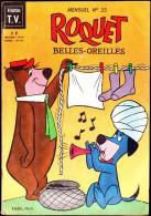ROQUET Belles-Oreilles - N° 35- ( 1966 ) . - Bücher, Zeitschriften, Comics