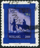 Pays : 242,3  (Irlande : République)  Yvert Et Tellier N° : 1298 (o) - 1949-... Repubblica D'Irlanda