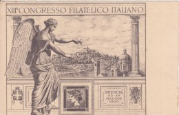 XIII° Congresso Filatelico Italiano - Brescia 22-28 Maggio 1926 - Non Classificati