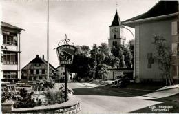 Täuffelen - Hotel Bären - BE Berne