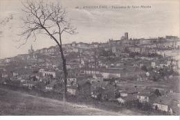 22855 Angouleme Panorama De Saint Martin -78 Jacquemain, Visé Nantes R 119