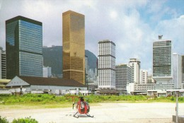 The Niew Apparearance Of Central HK - China (Hongkong)