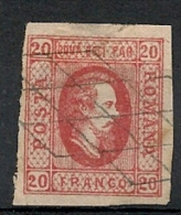 Roumanie Romana. 1865. N° 13. Oblit. - 1858-1880 Moldavie & Principauté