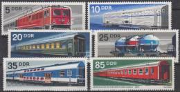 DDR 1844-1849 Postfrisch ** (17499) - Neufs