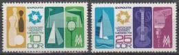 DDR 1872-1873 Postfrisch ** (17501) - Unused Stamps