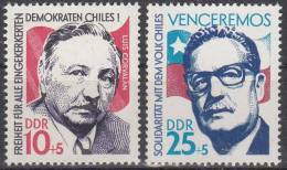 DDR 1890-1891 Postfrisch ** (17503) - Unused Stamps