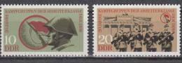 DDR 1874-1875 Postfrisch ** (17502) - Neufs