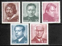 DDR 1815-1819 Postfrisch ** (8958) - Neufs