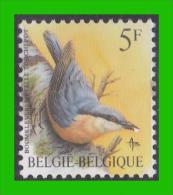 BUZIN - 2294** Sittelle Torchepot / Boomklever - S2 (witte Gom Blanche) - 1985-.. Oiseaux (Buzin)