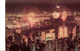 Kowloon By Night - China (Hongkong)