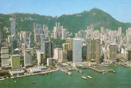Bird'seye View Of HK - China (Hongkong)