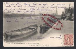K360 - Sainte FOIX La GRANDE  Un Coin Des Quais - (33 - Gironde) - France