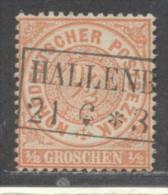 NDP 15 Gest. R2 HALLENBERG Pracht - Conf. De L' All. Du Nord